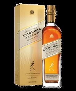 Johnnie Walker Gold Label Reserve 100cl gb