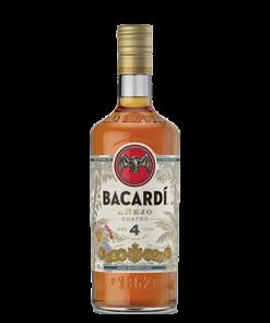 Bacardi Aneja Quatro 70cl