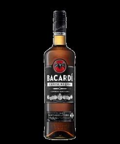 Bacardi Carta Negra 70cl